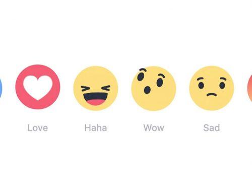 Facebook Reactions ปุ่ม Like หลากอารมณ์ที่แสดงได้มากกว่า ไลค์