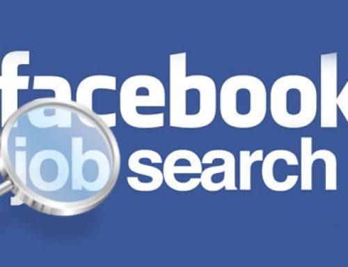 สมัครงานใน facebook ได้แล้วนะ ฟีเจอร์ใหม่ใน fabook ที่ไม่ธรรมดา