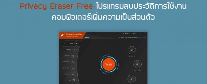 Privacy-Eraser-Free